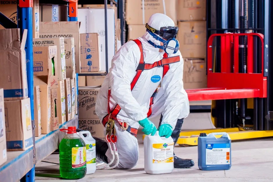 Chemical Safety 101: What Is SDS Management?
