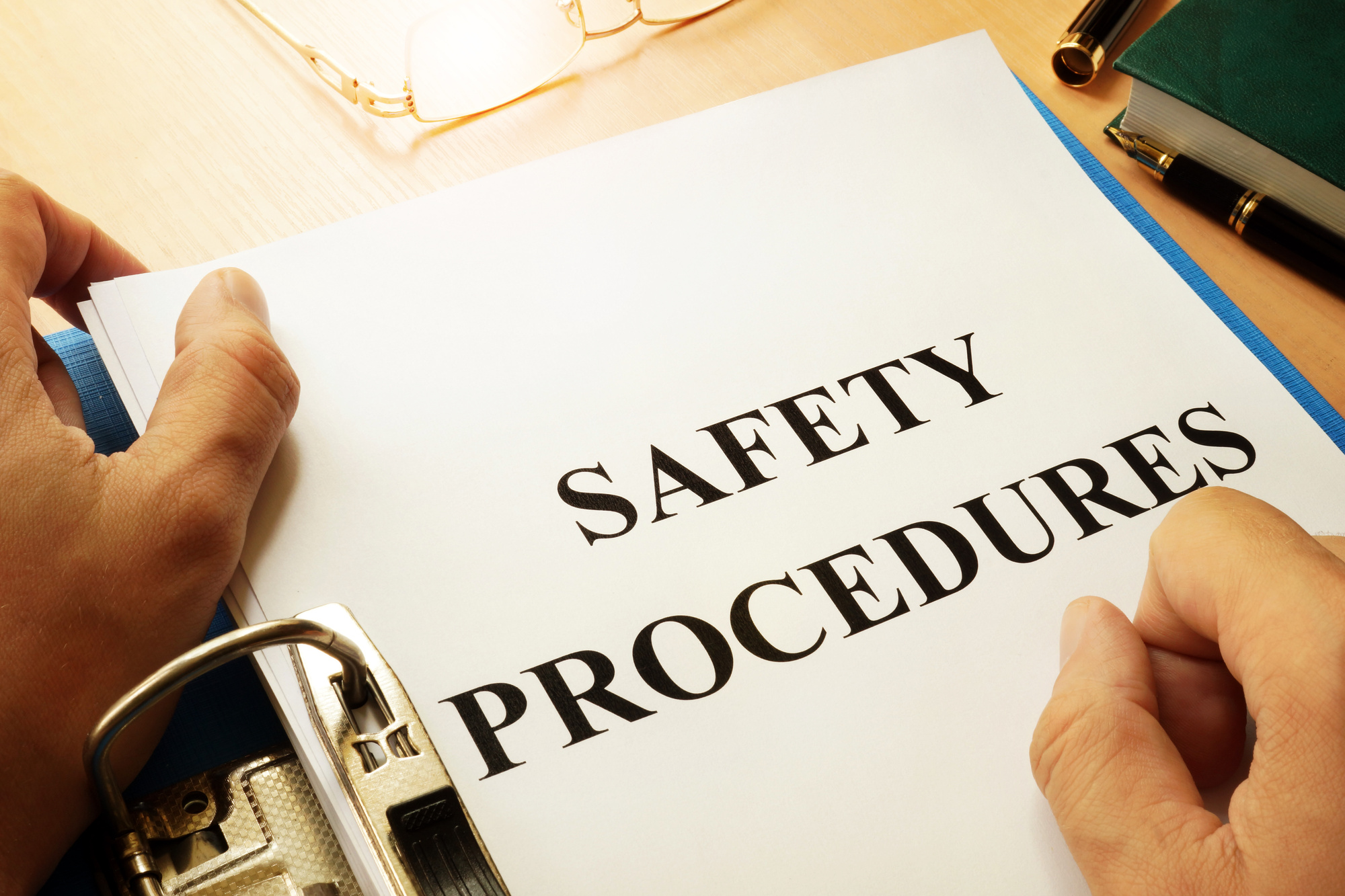 A Crash Course in OSHA Safety Protocols